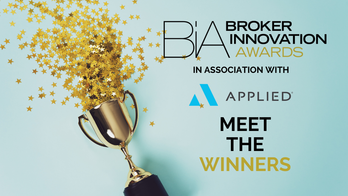 Insurance brokers celebrate at virtual Broker Innovation Awards 1